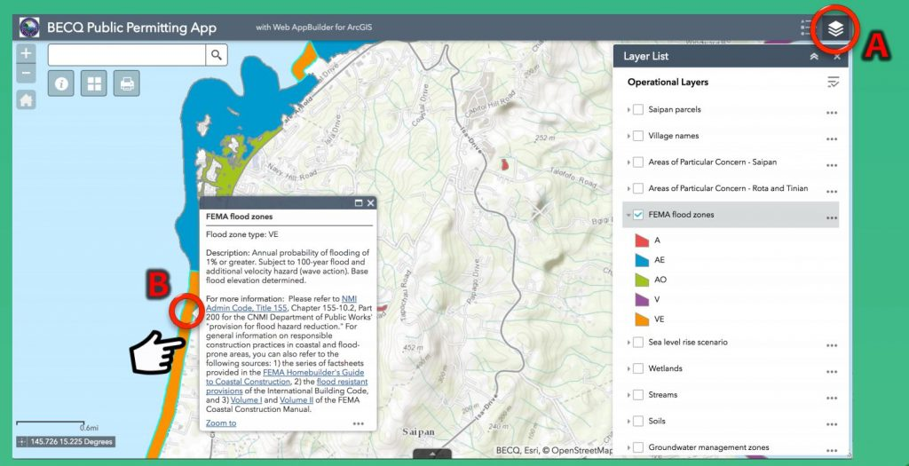 BECQ Permitting App - Division of Coastal Resources Management